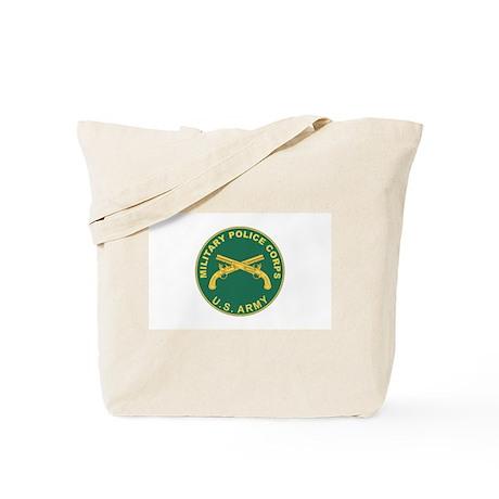 MILITARY-POLICE Tote Bag
