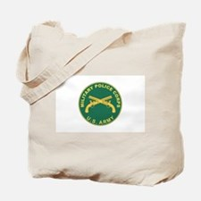 MILITARY-POLICE Tote Bag