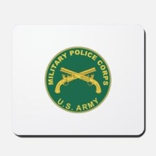 MILITARY-POLICE Mousepad