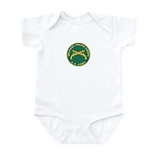 MILITARY-POLICE Infant Bodysuit