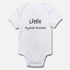 Little Physician Assistant Infant Bodysuit