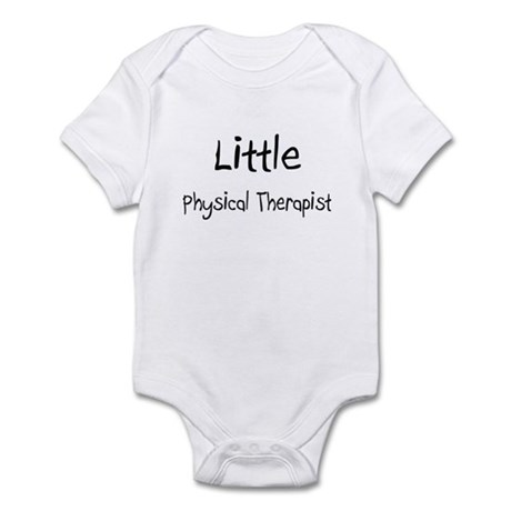 Little Physical Therapist Infant Bodysuit