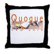 Quogue, NY Throw Pillow