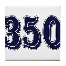 350 Tile Coaster