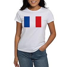 FRANCE Womens T-Shirt