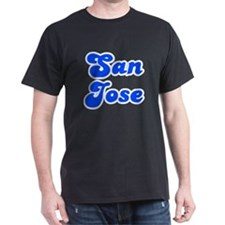 Retro San Jose (Blue) T-Shirt