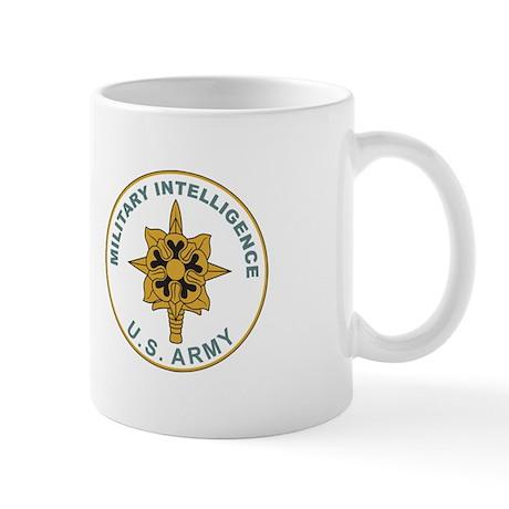MILITARY-INTELLIGENCE Mug