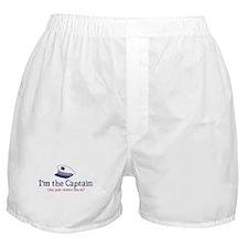 I'm the Captain 2 Boxer Shorts