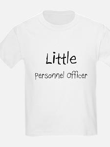 Little Personnel Officer T-Shirt