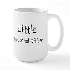 Little Personnel Officer Mug