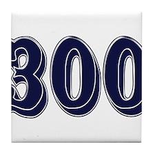 300 Tile Coaster