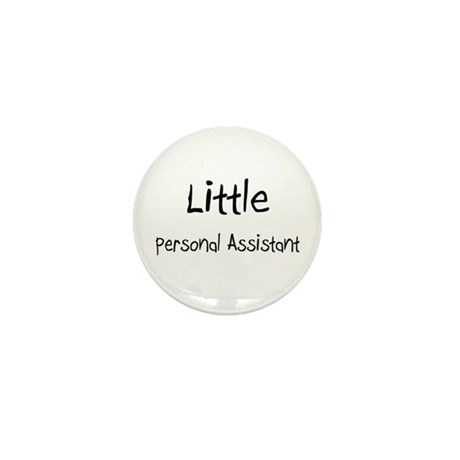 Little Personal Assistant Mini Button (10 pack)