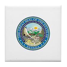 NEVADA-SEAL Tile Coaster