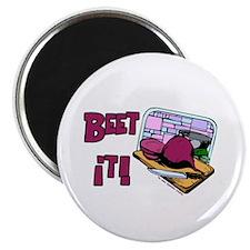 Beet It Magnet