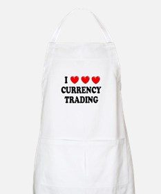 Currency Trading BBQ Apron