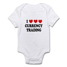 Currency Trading Infant Bodysuit