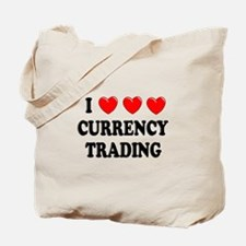 Currency Trading Tote Bag