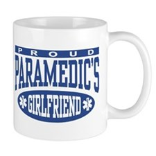 Proud Paramedic's Girlfriend Mug