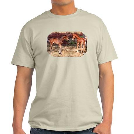 Nice to Meet You Light T-Shirt