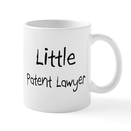 Little Patent Lawyer Mug