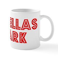 Retro Pinellas Park (Red) Mug
