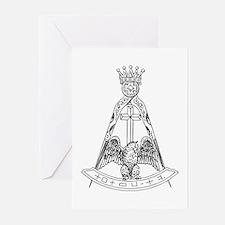 Scottish Rite 18dgr Greeting Cards (Pk of 10)