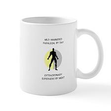 Superhero Paralegal Mug