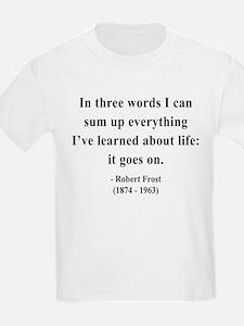 Robert Frost 15 T-Shirt