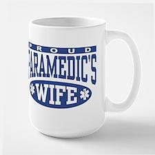 Proud Paramedic's Wife Mug