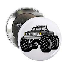 GRAY GREY MONSTER TRUCKS Button
