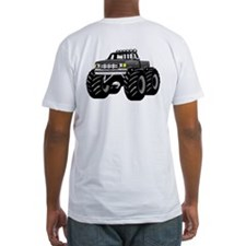 GRAY GREY MONSTER TRUCKS Shirt
