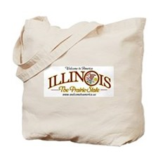 Illinois Tote Bag