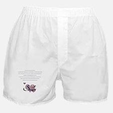 sailor's spouse creed Boxer Shorts