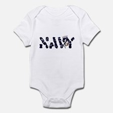 Navy Infant Creeper