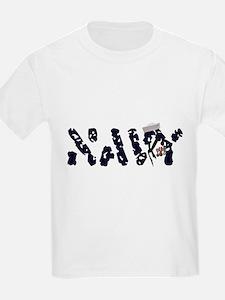 Navy Kids T-Shirt