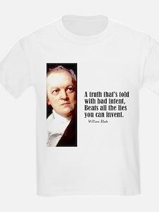 """Blake """"A Truth"""" T-Shirt"""