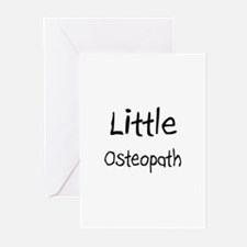 Little Osteopath Greeting Cards (Pk of 10)
