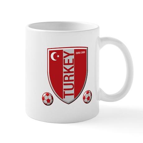 TURKEY 2008 Mug
