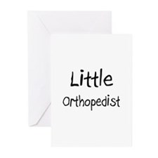 Little Orthopedist Greeting Cards (Pk of 10)