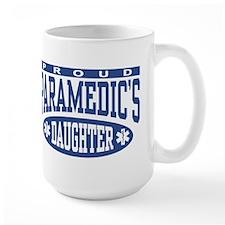 Proud Paramedic's Daughter Mug