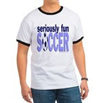 Seriously Fun Soccer Ringer T