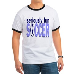 Seriously Fun Soccer T