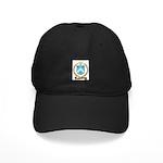 BOUCHER Family Crest Black Cap