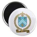 BOUCHER Family Crest Magnet