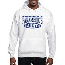 Proud Paramedic's Aunt Hoodie