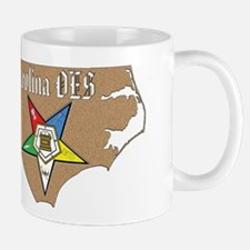 North Carolina OES Mug