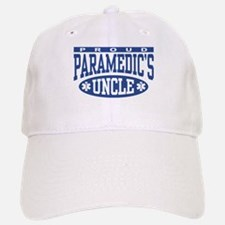 Proud Paramedic's Uncle Baseball Baseball Cap