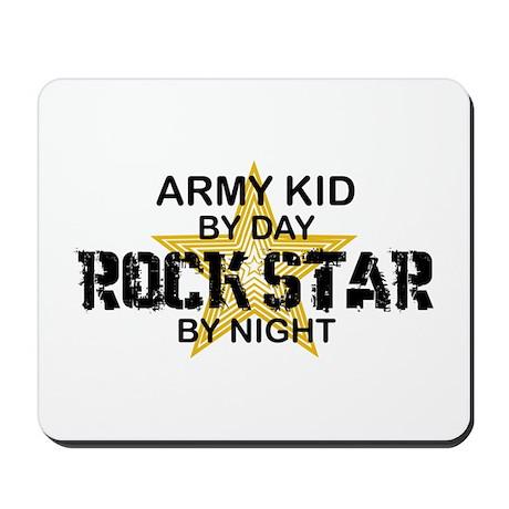 ARMY Kid Rock Star Mousepad
