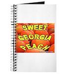Sweet Georgia Peach Journal
