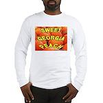 Sweet Georgia Peach Long Sleeve T-Shirt